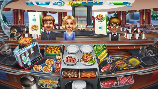 Cooking Fever स्क्रीनशॉट 12