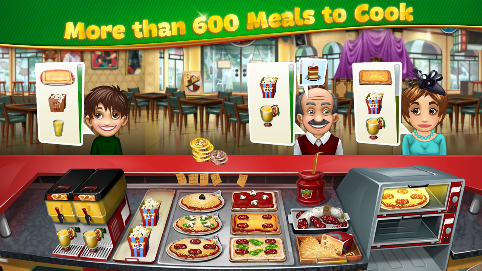 Cooking Fever for Android - APK Download