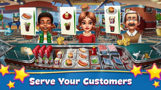 Cooking Fever स्क्रीनशॉट 14