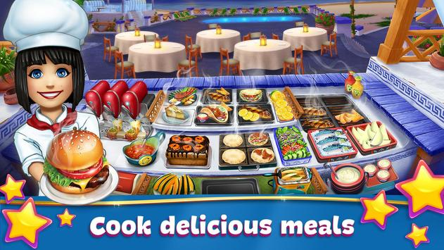 Cooking Fever स्क्रीनशॉट 16