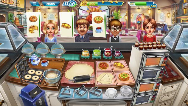 حمى الطهي تصوير الشاشة 6