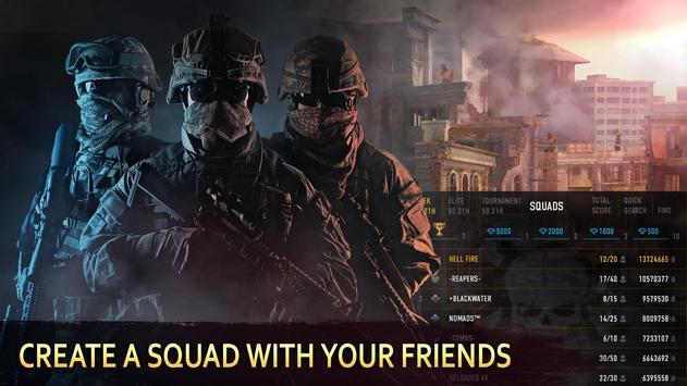 Sniper Arena poster