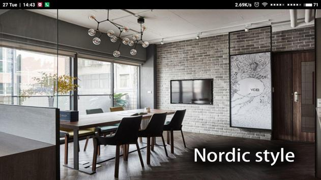 Interior design (Nordic style) screenshot 2