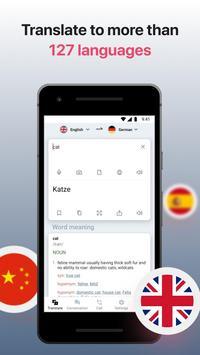 Lingvanex Translator Translate Voice Image Offline poster