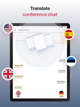 Lingvanex Translator Translate Voice Image Offline screenshot 13