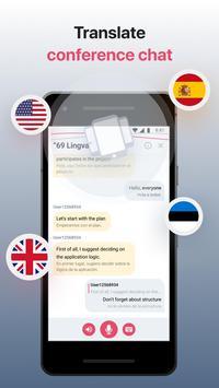 Lingvanex Translator Translate Voice Image Offline screenshot 4