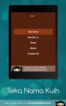 Teka Nama Kuih screenshot 13