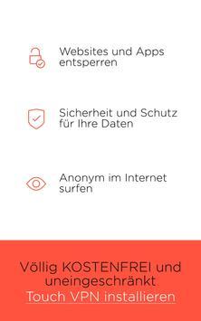 Kostenloser VPN Proxy - VPN Sicherheit Unlimited Screenshot 2