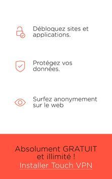 Proxy VPN illimité gratuit capture d'écran 2