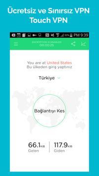 Touch VPN Proxy | Ücretsiz Güvenlik VPN Programı gönderen