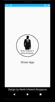 Driver App poster