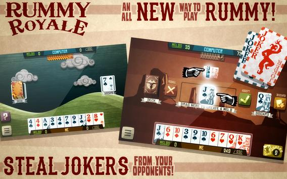 Rummy Royale screenshot 5