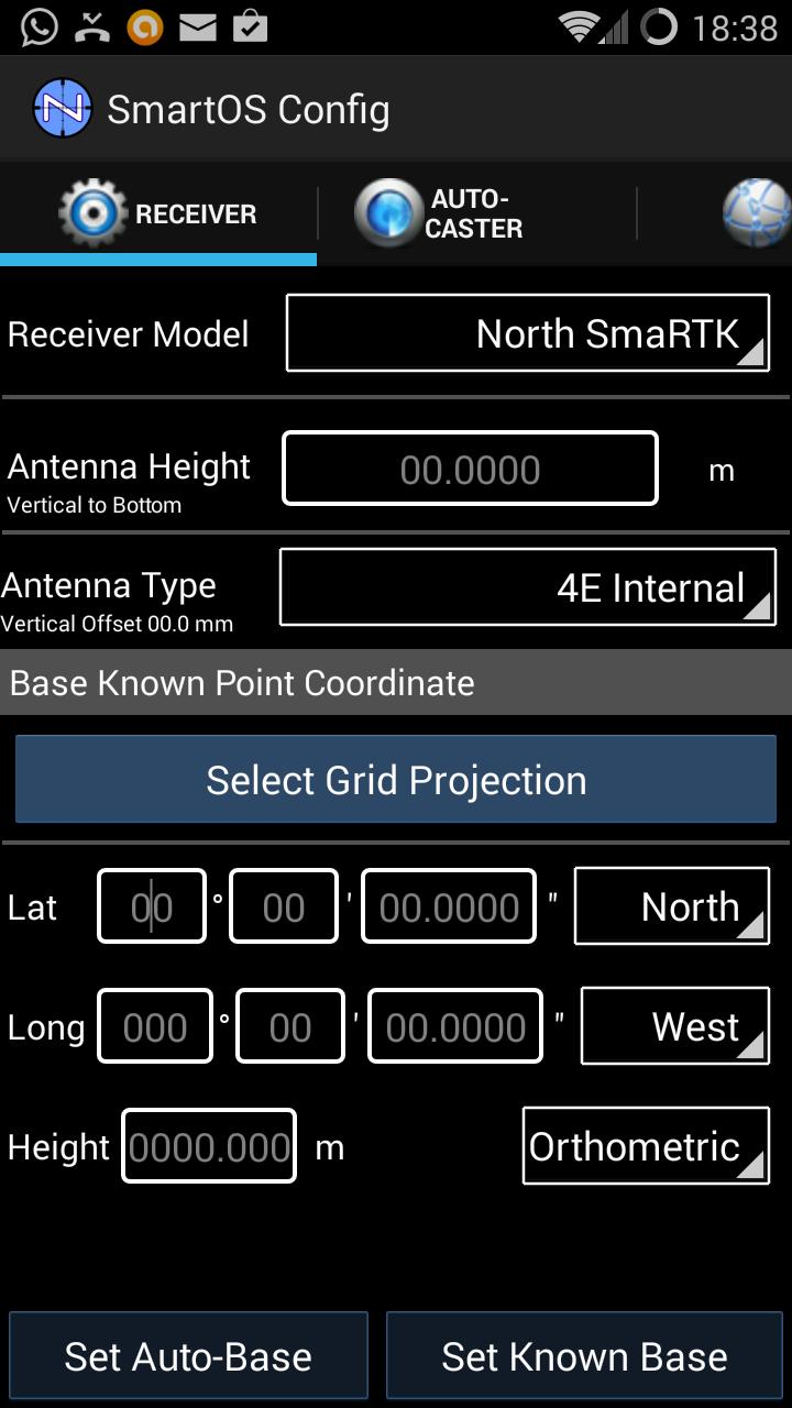 North SmaRTK - GPS GNSS RTK for Android - APK Download