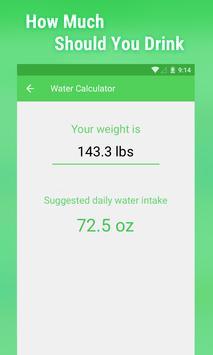 Water Drink Reminder 截图 6
