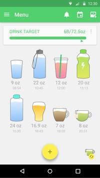 Water Drink Reminder 截图 7