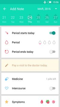 Period Tracker screenshot 6