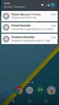 Period Tracker screenshot 2