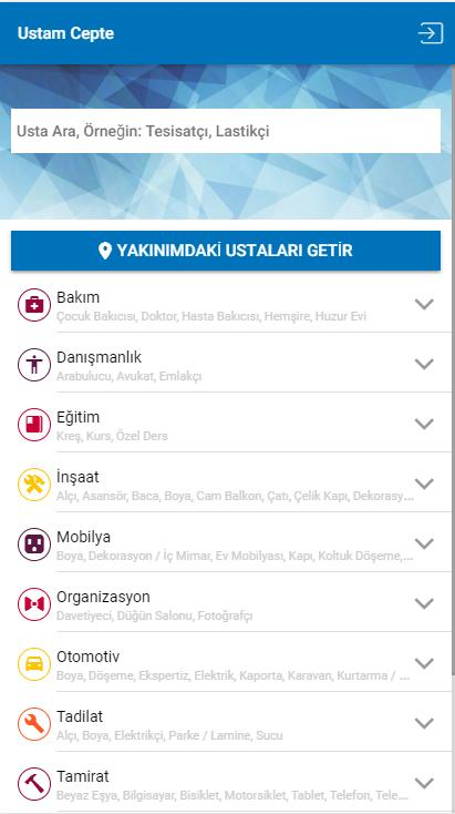 Ustam Cepte Net For Android Apk Download