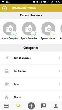 JAM Card screenshot 2