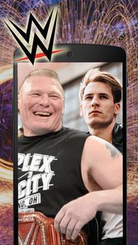 Selfie with Brock Lesnar: WWE & UFC Wallpapers screenshot 2