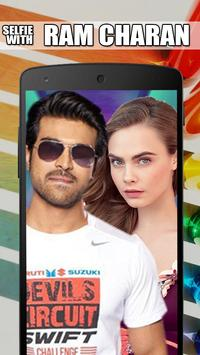 Selfie With Ram Charan poster
