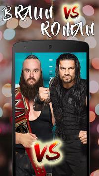 Roman Reigns VS Braun Strowman: WWE Wallpapers screenshot 2