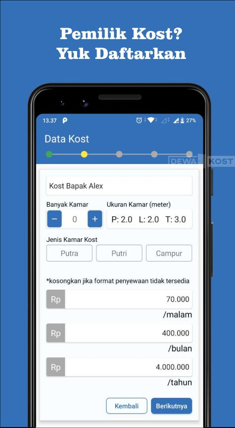 DewaKost for Android - APK Download