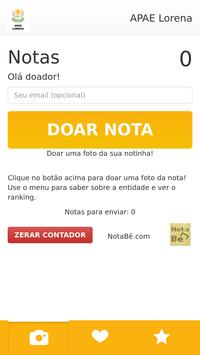 APAE Lorena NotaBê screenshot 1