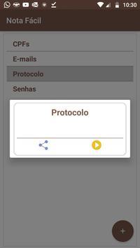Nota Fácil screenshot 3