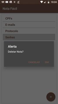 Nota Fácil screenshot 4