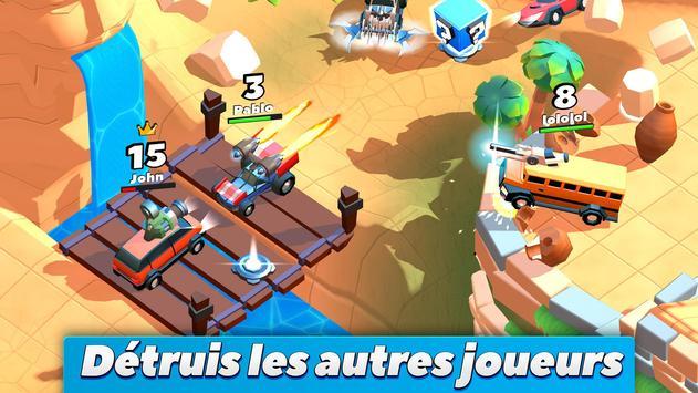 Crash of Cars capture d'écran 1
