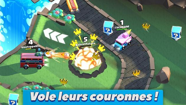 Crash of Cars capture d'écran 2
