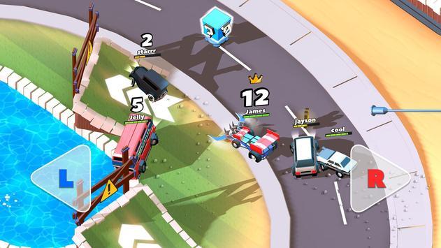 17 Schermata Crash of Cars