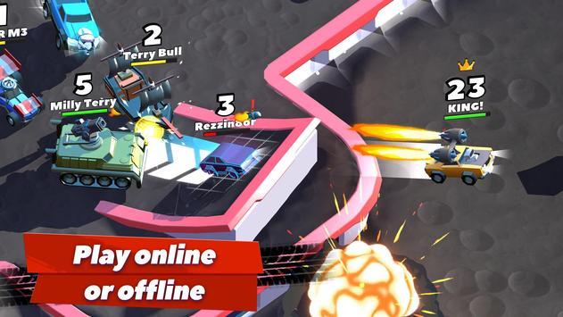 Crash of Cars imagem de tela 16