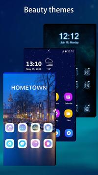 Cool Note9 Launcher for Galaxy Note9 screenshot 1