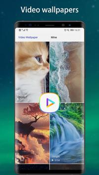 Cool Note9 Launcher for Galaxy Note9 screenshot 2