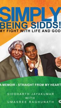 Simply Being Sidds! poster