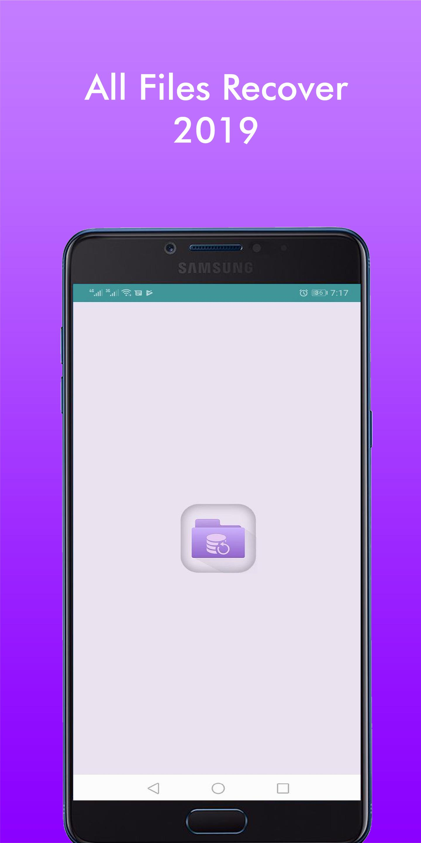 Recover all deleted files Pro for Android - APK Download