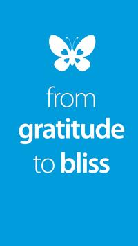 From Gratitude to Bliss poster
