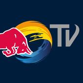 Red Bull TV आइकन