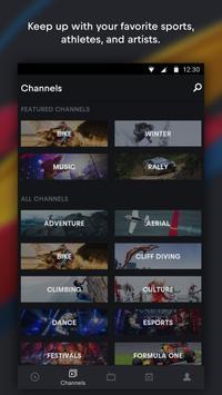 Red Bull TV imagem de tela 3
