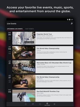 Red Bull TV स्क्रीनशॉट 6