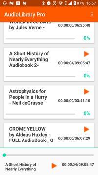 AudioLibrary Tracker screenshot 1