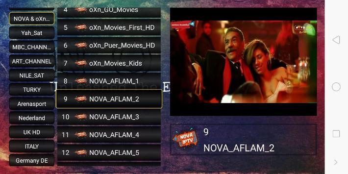 Nova Tv スクリーンショット 7