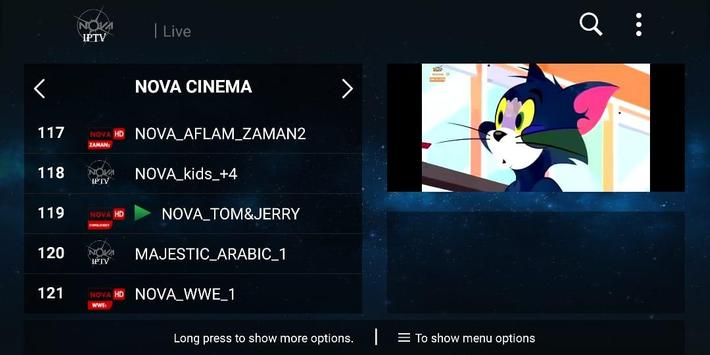 NOVA IPTV screenshot 7