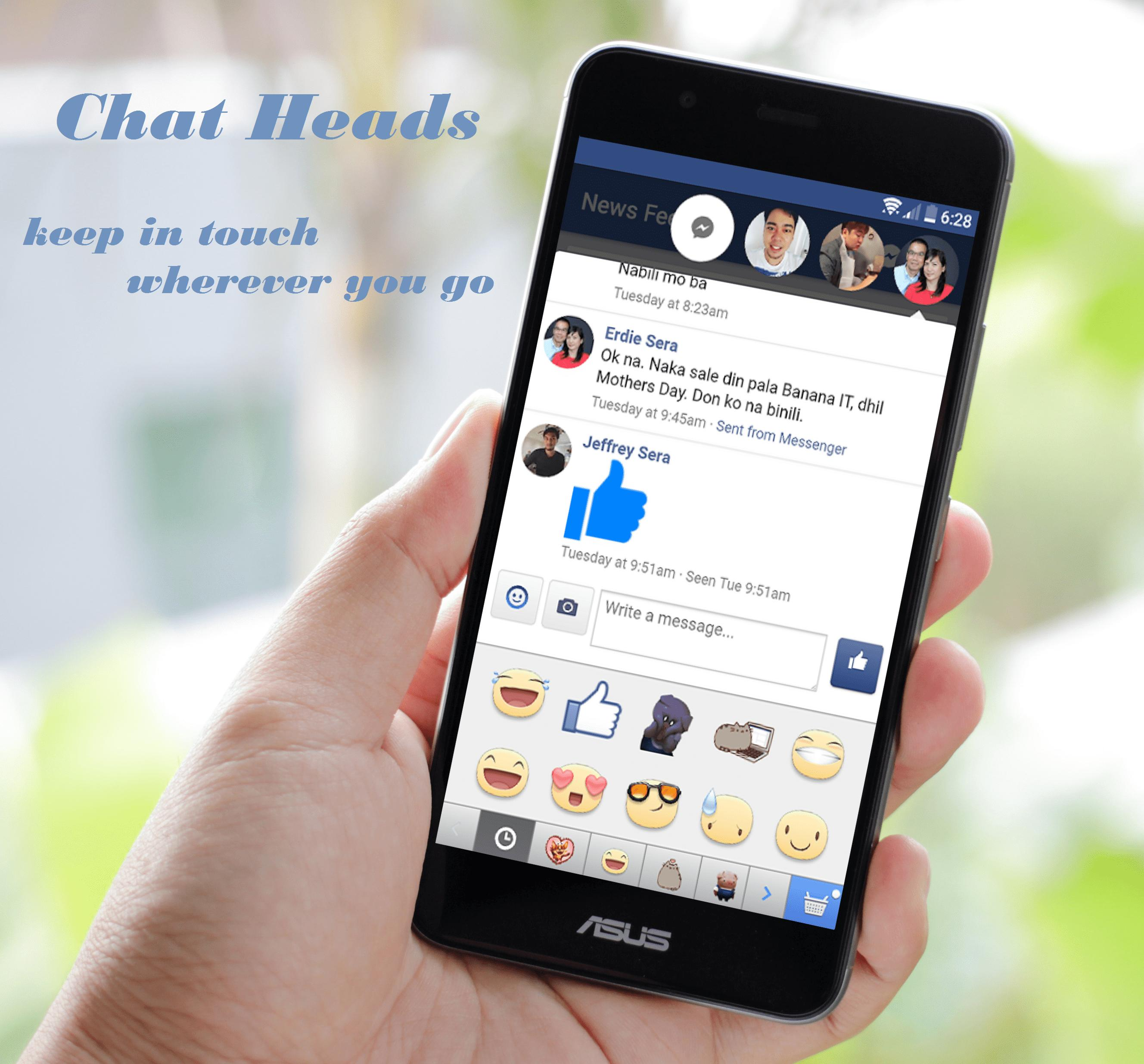 Unseen for Facebook for Android - APK Download