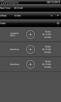 Torinnov Time App-Sync screenshot 1