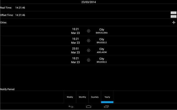 Torinnov Time App-Sync screenshot 3