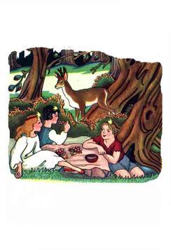 رواية أطفال الغابة screenshot 3