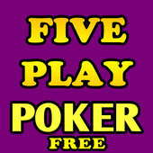 Five Play Poker icon